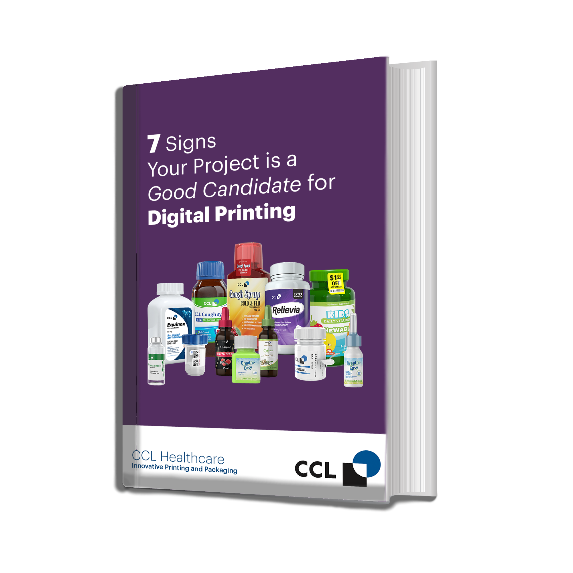 white paper cover 7 signs